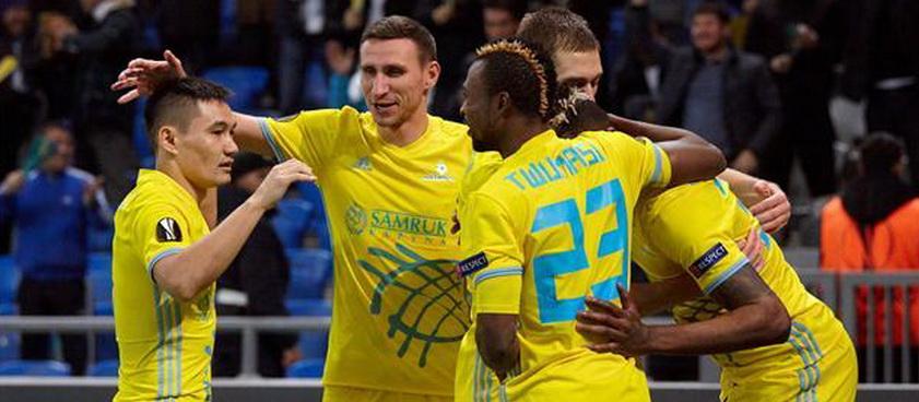 FC Astana - Dynamo Kiev: Ponturi pariuri Europa League