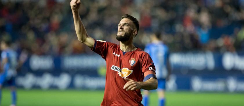 Pronóstico La Liga 123, Osasuna - Tenerife 17.11.2018