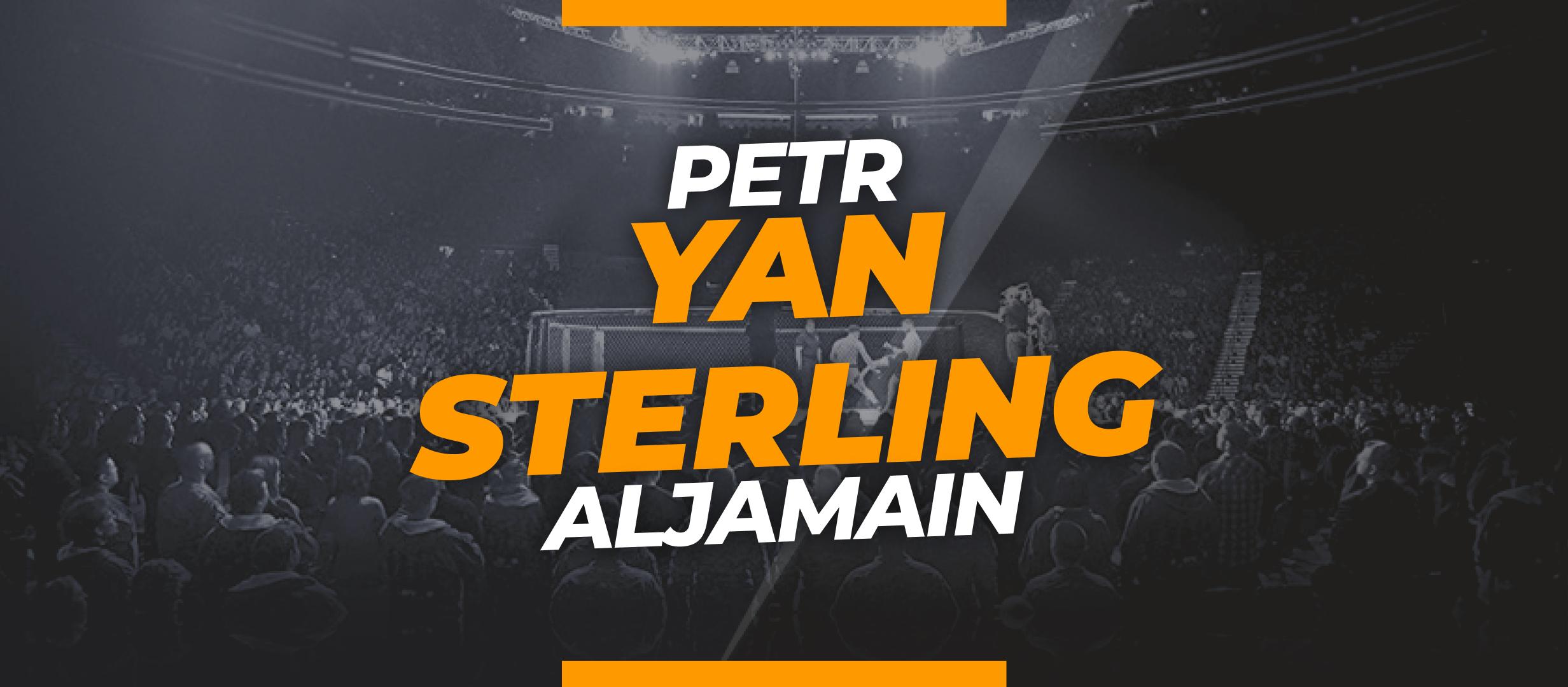 Apuestas Yan vs Sterling : Cuotas y análisis del evento  UFC 267