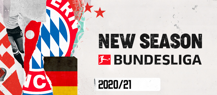 German Bundesliga: best sports betting odds on the 2020-21 season
