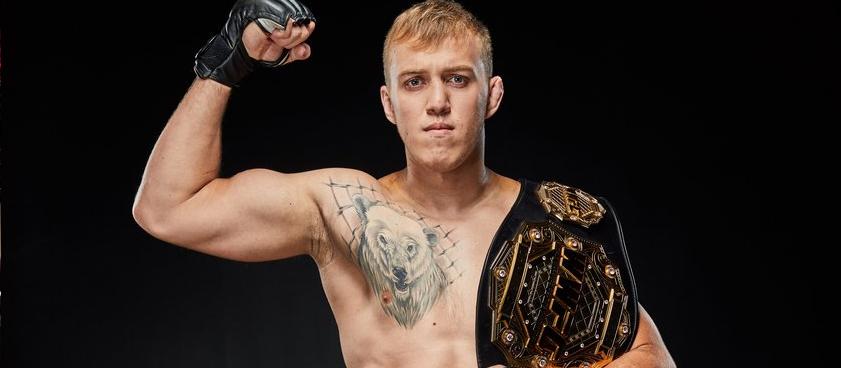 Спивак - Фелипе: коэффициенты на бой на турнире UFC 250