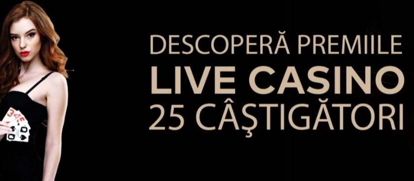 Castiga Vouchere eMAG in Casino Live PublicWin!