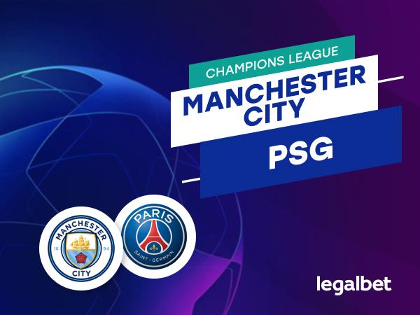 Antxon Pascual: Apuestas Manchester City - PSG.