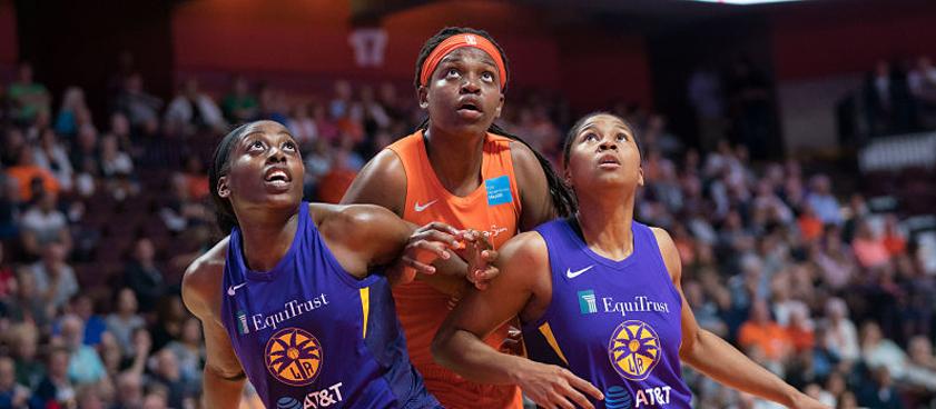 «Коннектикут Сан» – «Лос-Анджелес Спаркс»: прогноз на полуфинал WNBA