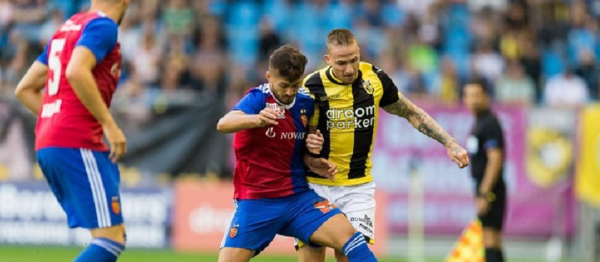 FC Basel - Vitesse. Pontul lui IulianGGMU