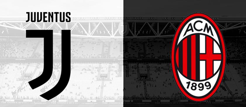 Серия А. «Ювентус» — «Милан» 10 ноября 2019