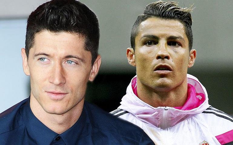 Левандовски vs Роналду. Персональный прогноз на матч ЛЧ «Бавария» - «Реал»