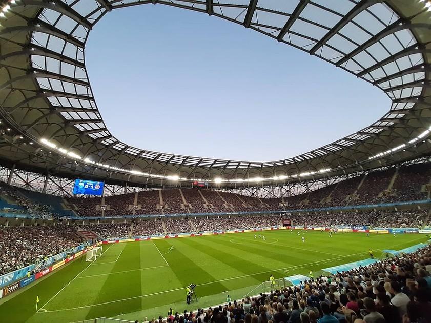 «Ротор» установил рекорд посещаемости ФНЛ. На стадион пришли более 36 000 зрителей