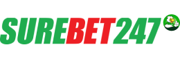 The logo of the bookmaker Surebet247 - legalbet.ng