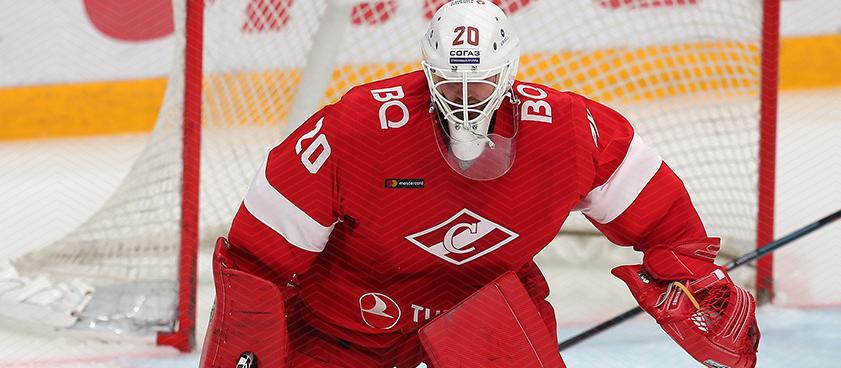 «Спартак» – «Сочи»: прогноз на хоккей от Владимира Вуйтека