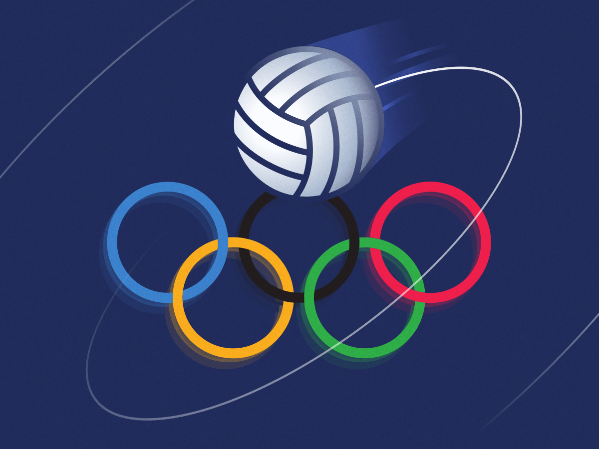 Максим Погодин: Мужской волейбол на Олимпиаде-2021 в Токио.