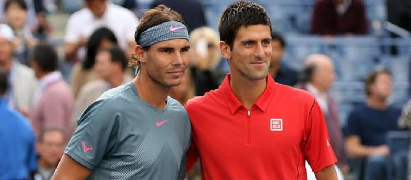 Novak Djokovic - Rafael Nadal. Pontul lui IulianGGMU