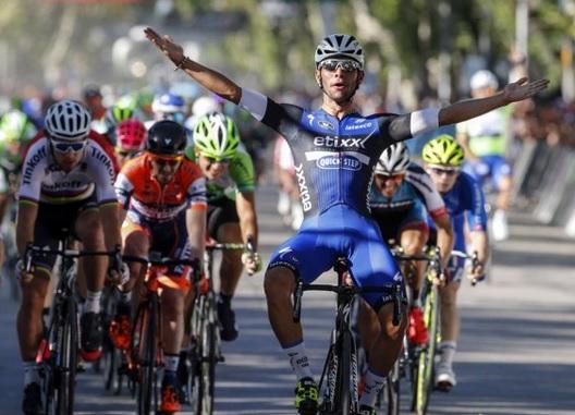 Obtine Gaviria a 3-a victorie in Turul Italiei 2017?