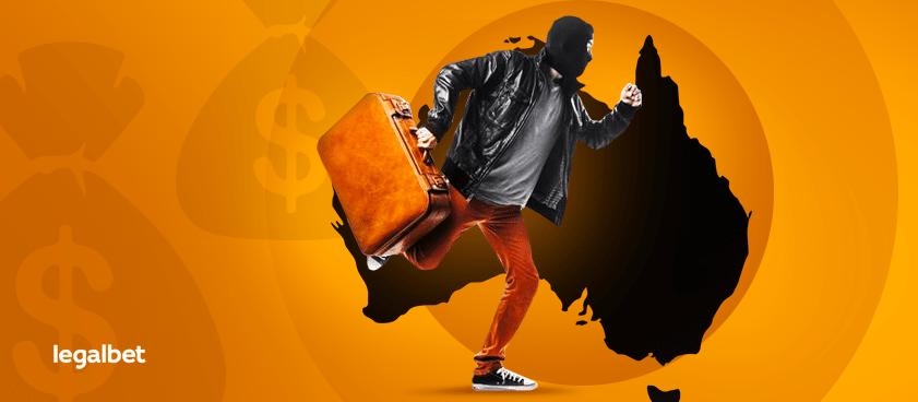 Австралиец заработал более 17 млн $ на доверчивых любителях ставок