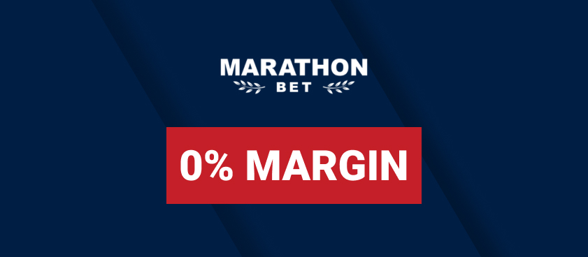 MarathonBet offers a 0% margin on Champions League and Europa League odds!