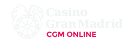 The logo of the bookmaker Casino Gran Madrid - legalbet.es