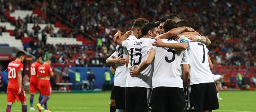 Германия - Камерун и Чили - Австралия (25.06)