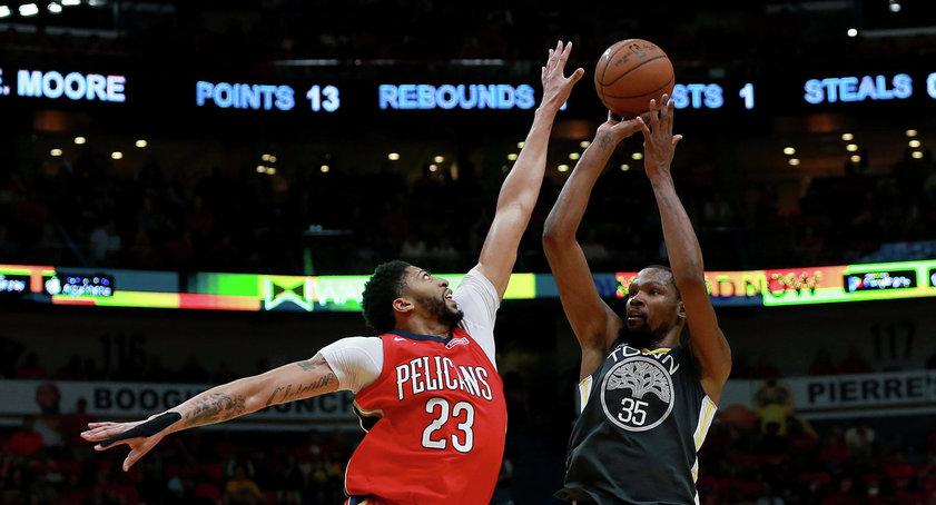 NBA: Регулярный сезон. Прогноз на матч Голден Стэйт - Нью-Орлеан