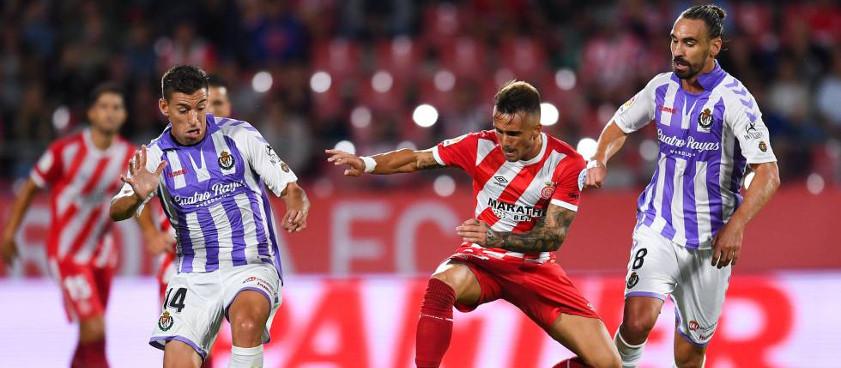 Pronóstico Real Valladolid - Girona, La Liga 2019