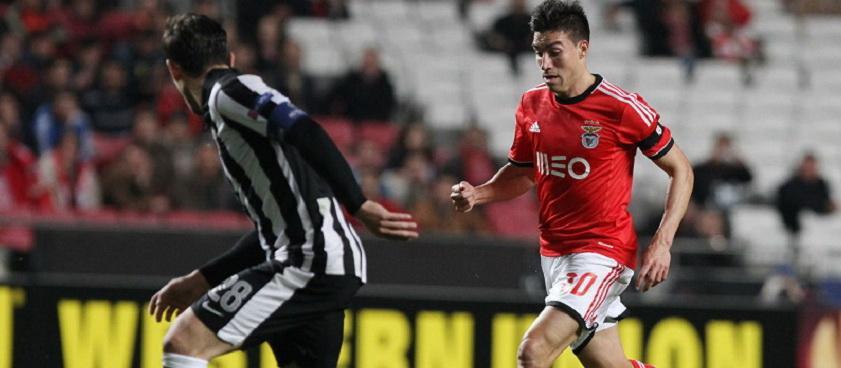 Benfica - PAOK. Pontul lui IulianGGMU