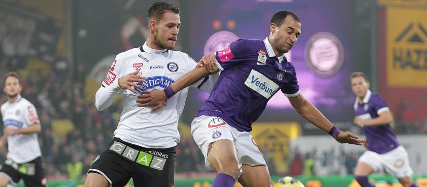 Austria Viena - Sturm Graz: Predictii fotbal Tipico Bundesliga