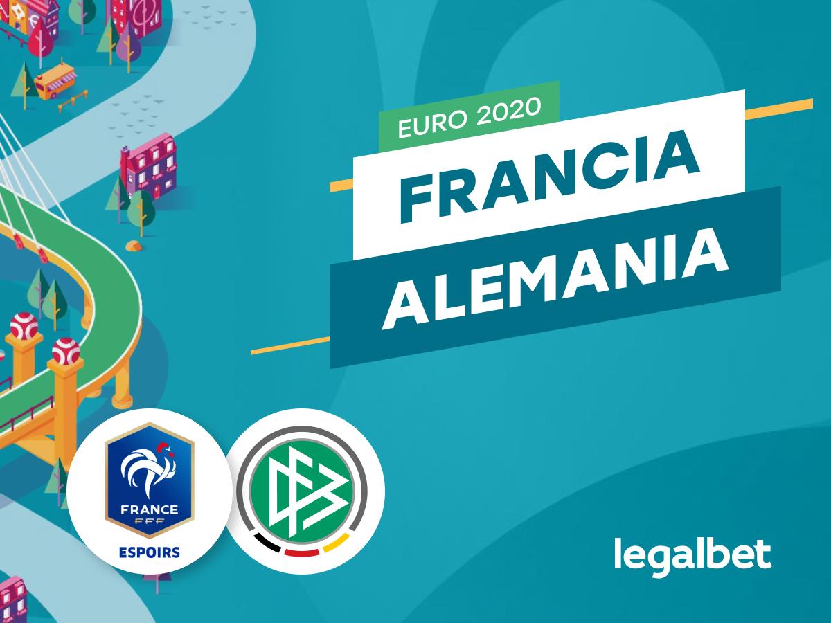 Antxon Pascual: Apuestas y cuotas Francia - Alemania, EURO 2020.