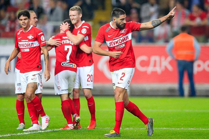 «Брага» – «Спартак»: прогноз на финал квалификации Лиги Европы