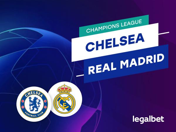 Antxon Pascual: Apuestas y cuotas Chelsea - Real Madrid, Champions League 2020/21.