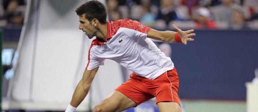 Pontul meu din tenis Nole Djokovic vs Joao Sousa