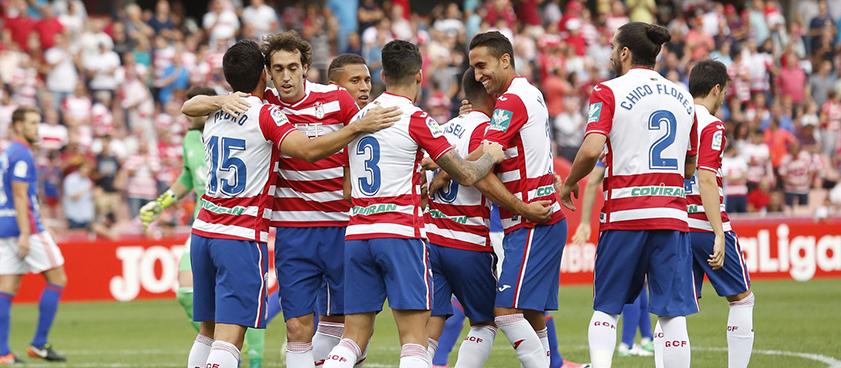 Pronóstico Granada - Tenerife, La Liga 123 2019
