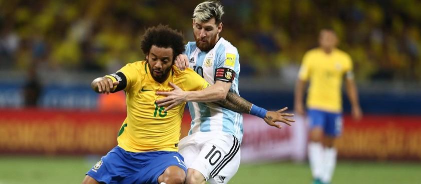 Бразилия - Аргентина: матч, который невозможно пропустить