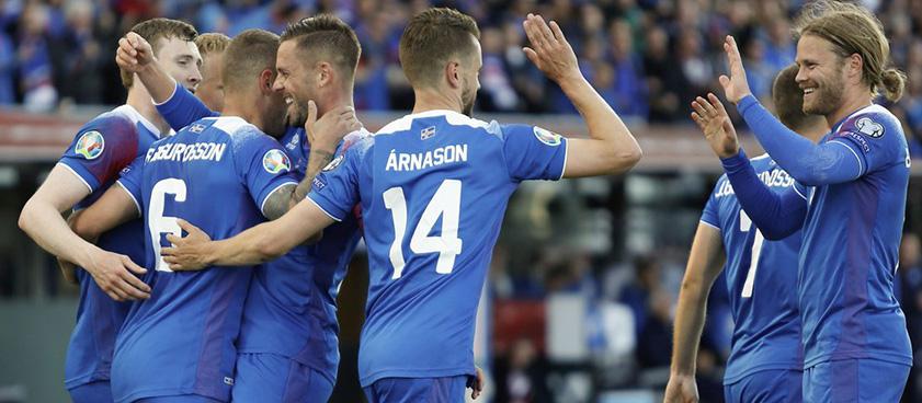 Pariul zilei din fotbal 07.09.2019 Islanda vs Moldova