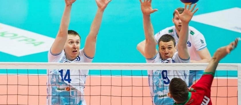 «Динамо» (Москва) – «Локомотив»: прогноз на чемпионат России по волейболу среди мужчин