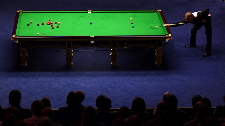 UK Championship. Day 3