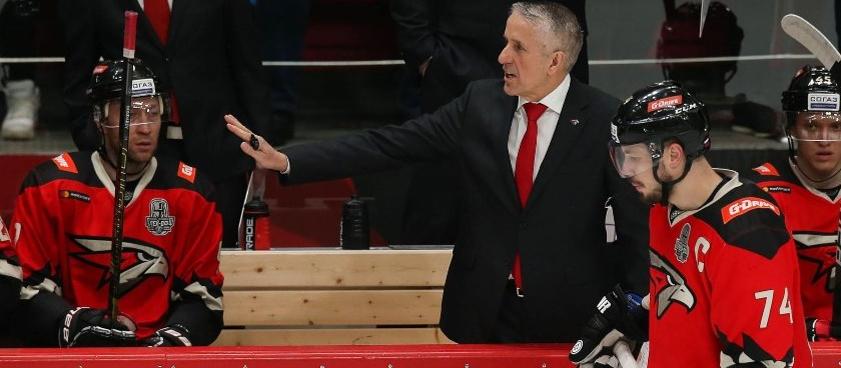 Шестой матч серии Кубка Гагарина «Салават Юлаев» - «Авангард»: конец или нет?