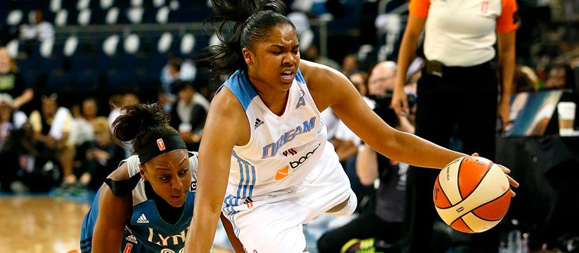 «Атланта Дрим» - «Вашингтон Мистикс» прогноз на регулярный сезон WNBA