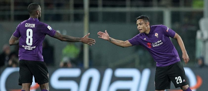 Прогноз на матч «Фиорентина» - «Лацио»: кто же ворвется в еврокубковую зону?