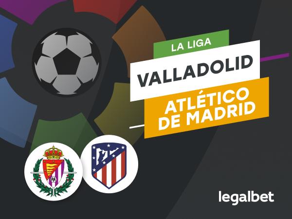 Antxon Pascual: Apuestas y cuotas Valladolid - Atlético de Madrid, La Liga 2020/21.
