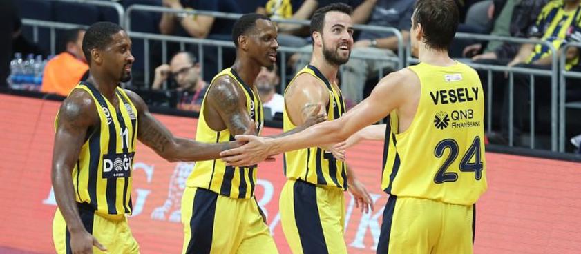 «Фенербахче» – «Банвит»: прогноз на баскетбол от sashavd