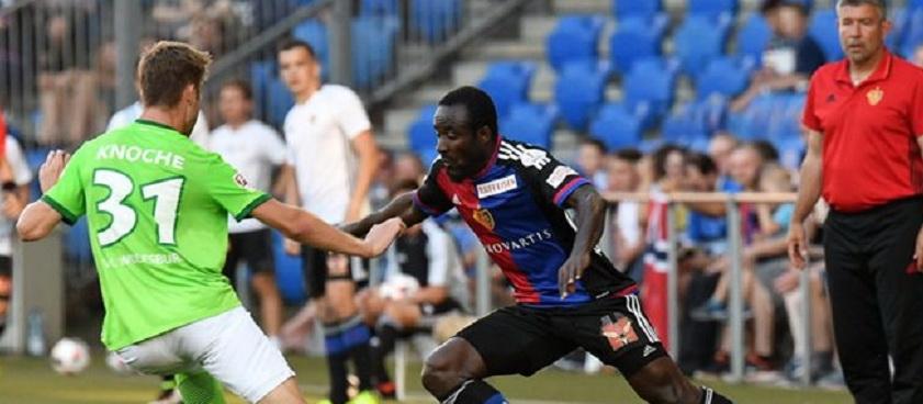 FC Basel - Apollon. Pontul lui IulianGGMU