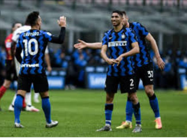Фиорентина-Интер Милан 05.02.2021
