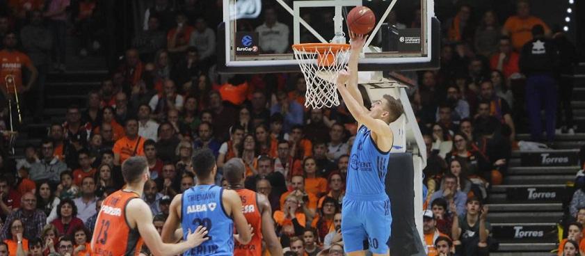 Alba Berlin - Valencia Basket   Ponturi baschet Eurocup