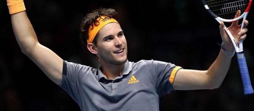 Тим – Циципас: кто впервые в карьере возьмёт трофей Nitto ATP finals?