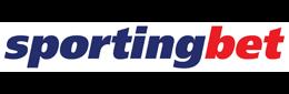 Logoul casei de pariuri Sportingbet - legalbet.ro