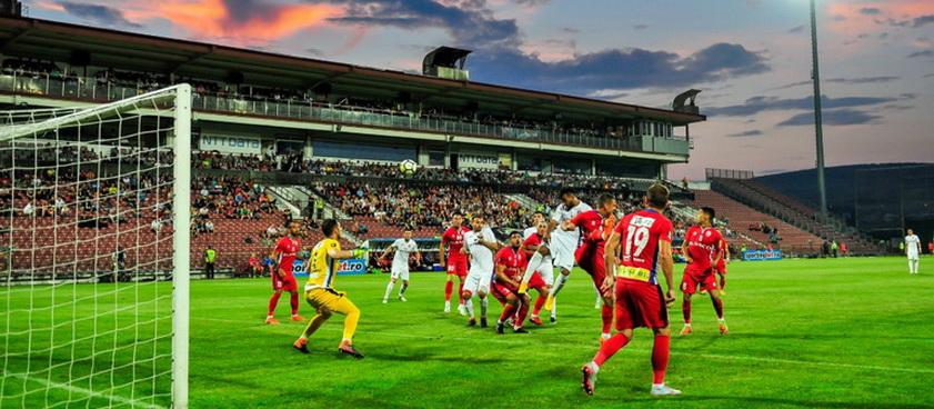 CFR Cluj - Malmo FF. Pontul lui Mihai Mironica