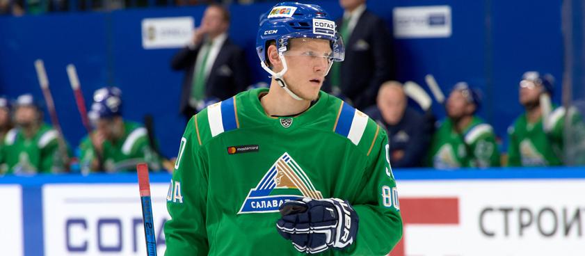 Прогноз на матч КХЛ «Ак Барс» - «Салават Юлаев»: зелёное дерби в привычном месте