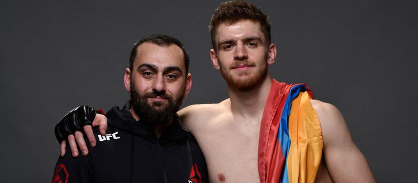 Брансон - Шахбазян: коэффициенты на бой UFC 248