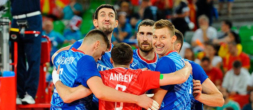 Словения — Россия: прогноз на ЧЕ по волейболу среди мужчин