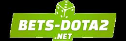 Логотип букмекерской конторы Betsdota2 - legalbet.ru