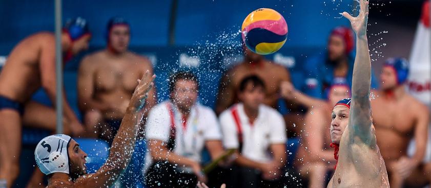 «Синтез» – «Атлетик Барселонета»: прогноз на водное поло Лиги Чемпионов
